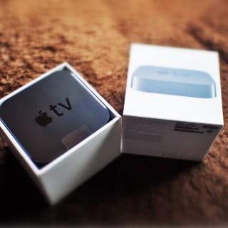 AppleTVを買ったぞ!AirPlayが便利だけど残念なことも!?