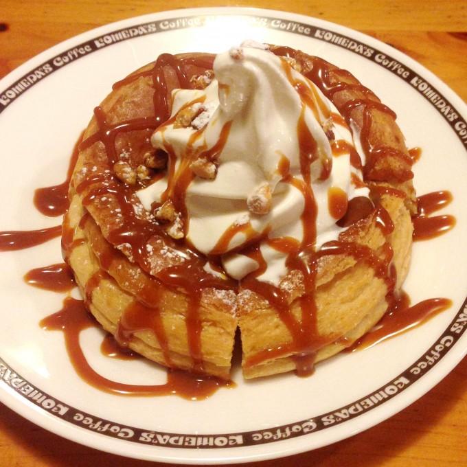 【終了間近!】コメダ珈琲 期間限定キャラノワールを早速食べてみた!