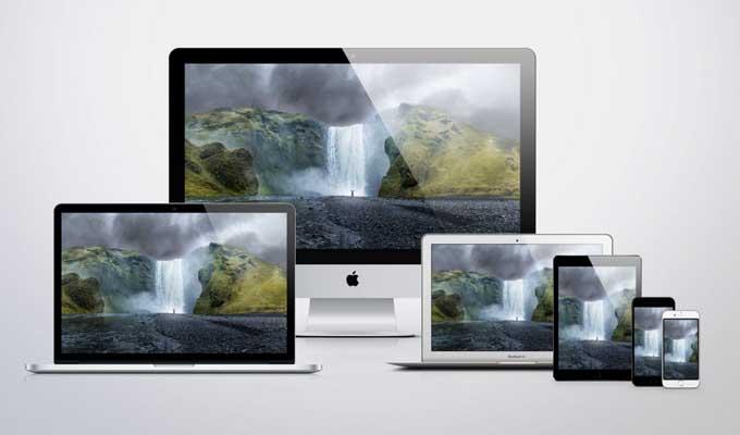 iMac5K壁紙