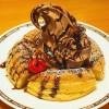 コメダ珈琲 バレンタイン期間限定チョコたっぷりクロノワールを食べてみた!