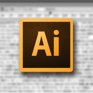 目次作成にも使える、Illustratorタブルーラー機能を使ったリーダー処理!