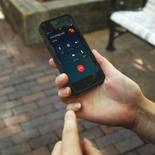 今さら聞けない、iPhoneで電話中に他の操作をする方法