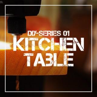 【DIY】キッチン作業台作り-その1│パン作りだって出来ちゃう広さ1550x850mmを自作!図面づくりから材料購入まで!【初心者】