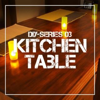 【DIY】キッチン作業台作り-その3│天板のニスは耐熱性のある水性2液型ウレタン樹脂塗料一択!【初心者】
