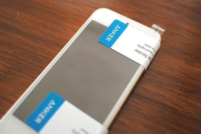 iPhoneSE強化ガラス保護フィルム