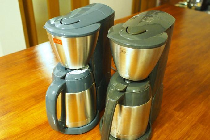 コーヒーメーカーMelitta ノア