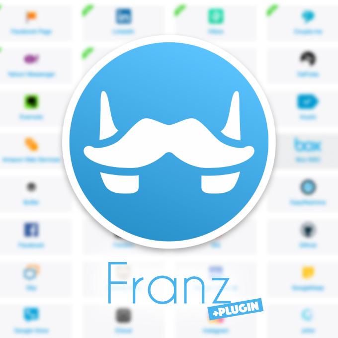 チャットツール一元管理アプリ「Franz」
