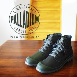 雨でも安心PALLADIUM防水スニーカー「Pampa Puddle Lite WP」がおすすめ!通勤通学に使えるおしゃれレインブーツ!