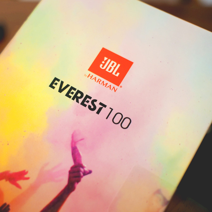JBL Bluetoothイヤホン「Everest100」