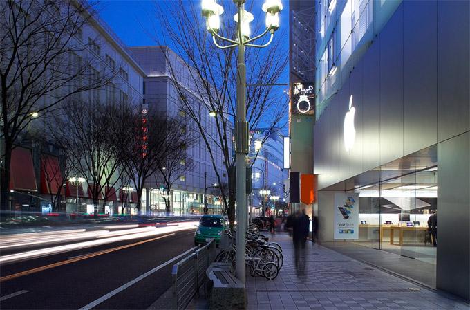 Apple 名古屋栄